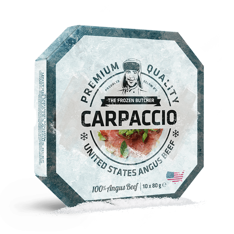 The Frozen Butcher Carpaccio