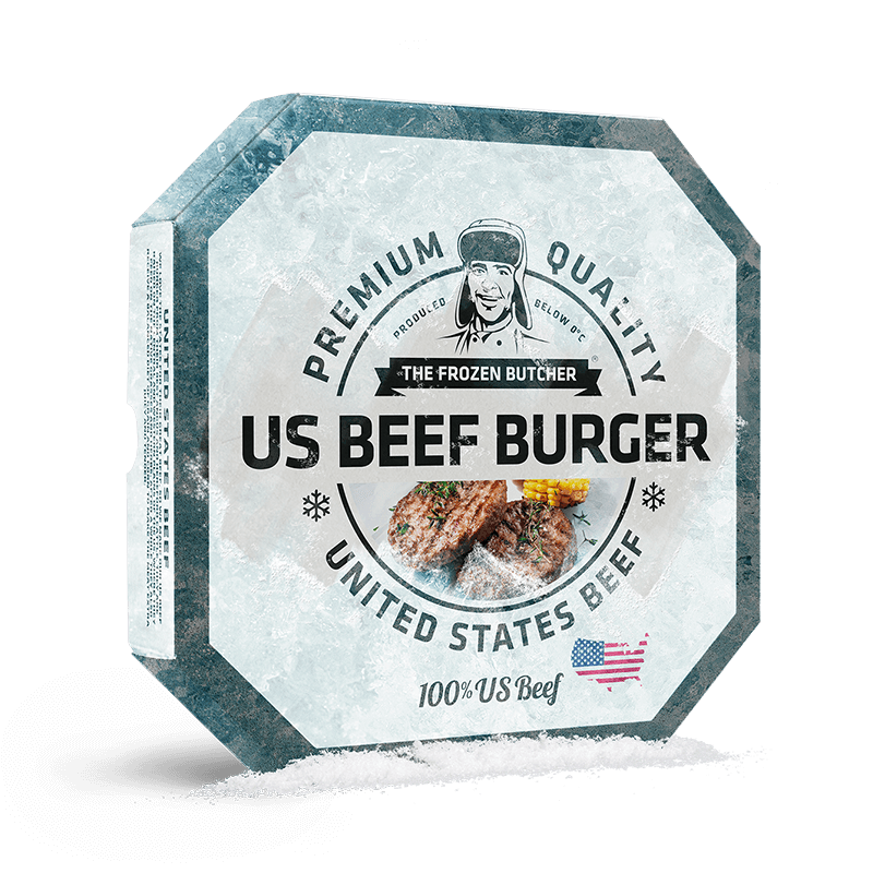 The Frozen Butcher US Beef Burger