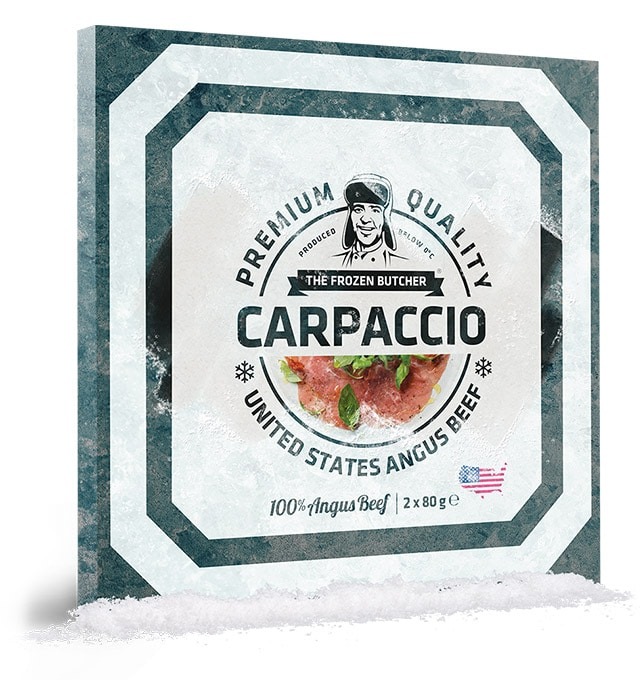 Carpaccio - The Frozen Butcher