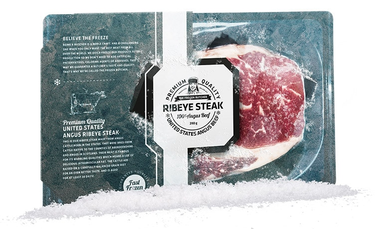 Ribeye Steak - The Frozen Butcher